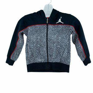 Nike Air Jordan Therma Fit Youth Size 4 Black